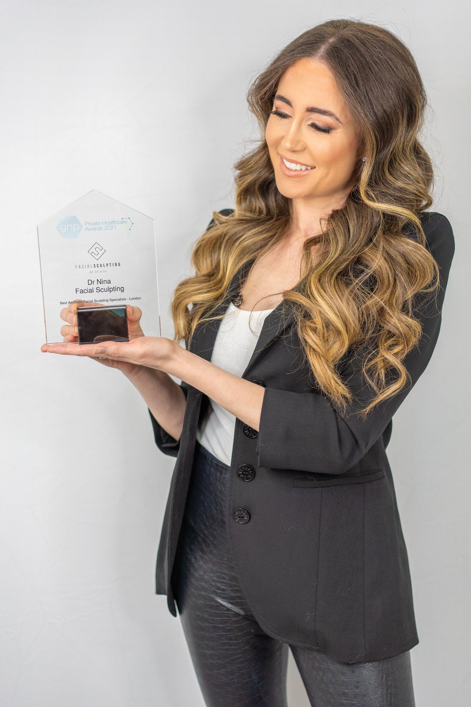 Nina Bal Award Winner